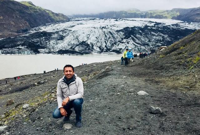 <b>Yasir in Iceland</b>