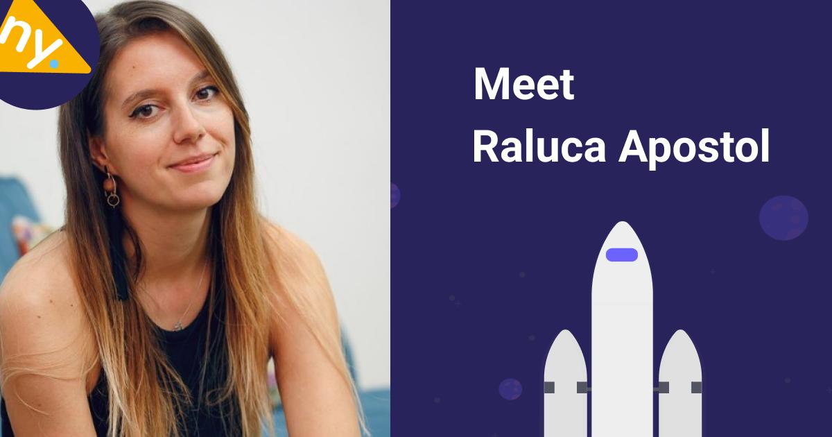 Raluca Apostol, Founder @ eMarketing Stars