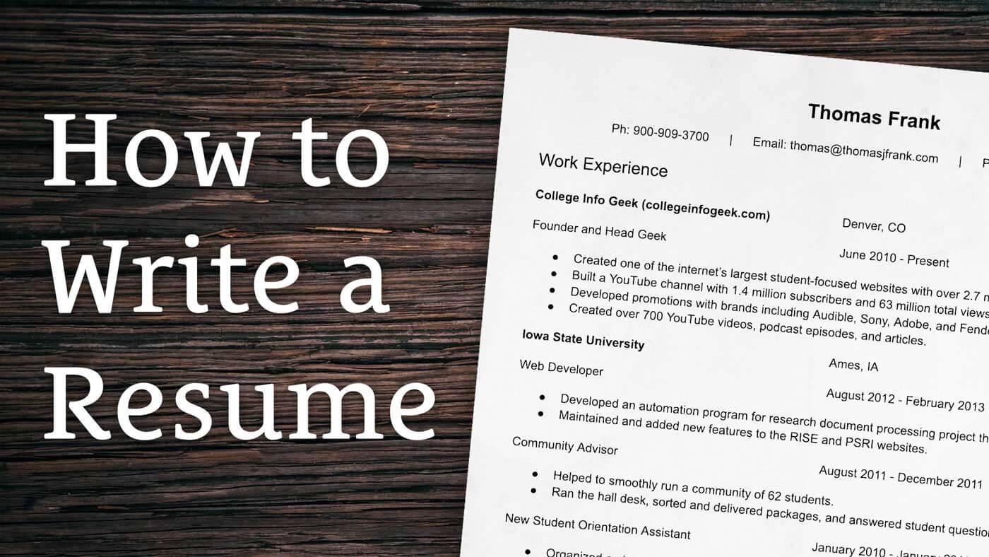 how-to-write-a-resume-99j0c