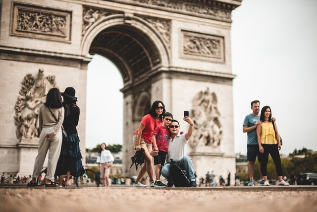 Your group trip could be more enjoyable during the off-season when there are fewer tourists. (<i>Photo byMika BaumeisteronUnsplash</i>)